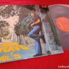 Discos de vinilo: NINO BRAVO ....Y VOL.5 LP 1973 ESPAÑA SPAIN POLYDOR EXCELENTE ESTADO. Lote 207215152