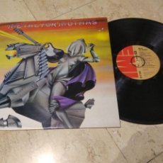 Discos de vinilo: METAL FOR MUTHAS-LP-EMI – OC 062-07 202-UK-1980-RECOPILATORIO-HARD ROCK HEAVY METAL-IRON MAIDEN-. Lote 207218081