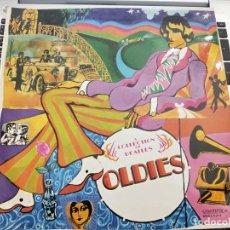 Discos de vinilo: THE BEATLES - A COLLECTION OF BEATLES OLDIES (LP, COMP, MONO, DAR) 1967.ODEON, MOCL 5314.BUEN ESTADO. Lote 207218486