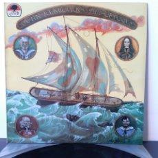 Discos de vinilo: DIFÍCIL!! JOHN RENBOURN. SHIP OF FOOLS. VEMSA. 1990. ESPAÑA. 30.2123.. Lote 207219506