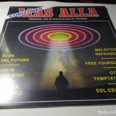 Disques de vinyle: EP - CORIZONAS – MÁS ALLÁ DE NDV EP - 210416SUB ( ¡¡ NUEVO!! ). Lote 207219607