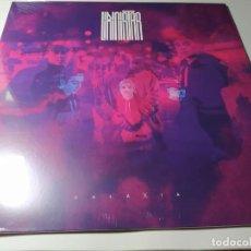 Discos de vinilo: MINI ALBUM - LIRICISTAS – GALAXIA + CD ( 6 TEMAS) - 80407101345 ( ¡¡ NUEVO!! ). Lote 207220268