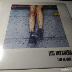 Discos de vinilo: LP - LOS INVADERS – TAKE ME HOME - CO-008EP ( ¡¡ NUEVO!! ). Lote 207222056