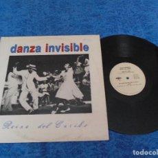 """Discos de vinilo: DANZA INVISIBLE SPAIN 12"""" MAXI 1988 REINA DEL CARIBE SPANISH POP LATIN ROCK BUEN ESTADO MIRA !. Lote 207224331"""
