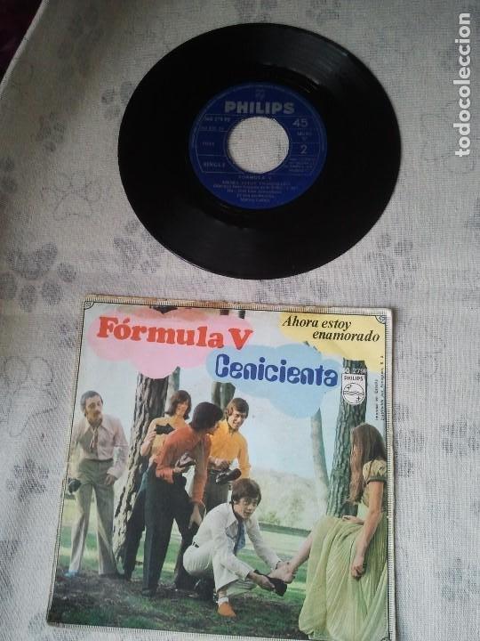 Discos de vinilo: Antiguo lote de discos retro de Formula V y Raphael (banda sonora El Golfo) - Foto 2 - 207235635