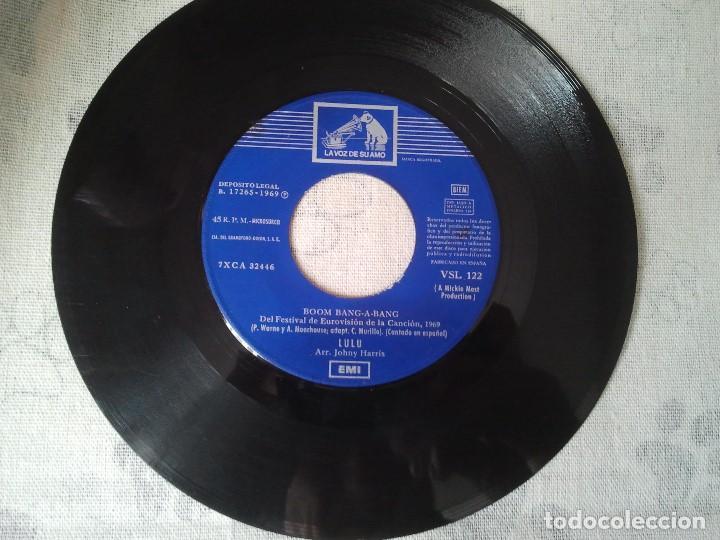 Discos de vinilo: Lote antiguo de discos de vinilo de Lulu, Henry Stephen y Fundador año 1969 - Foto 4 - 207240101