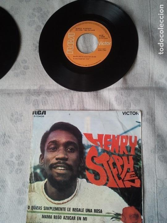 Discos de vinilo: Lote antiguo de discos de vinilo de Lulu, Henry Stephen y Fundador año 1969 - Foto 7 - 207240101