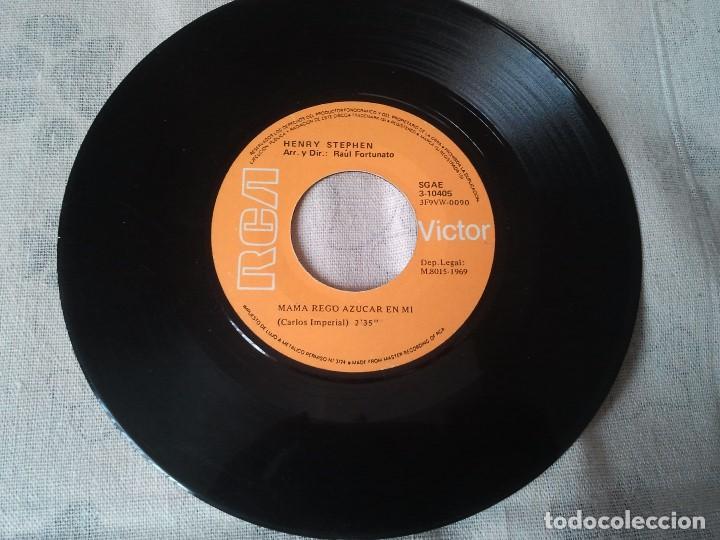 Discos de vinilo: Lote antiguo de discos de vinilo de Lulu, Henry Stephen y Fundador año 1969 - Foto 8 - 207240101
