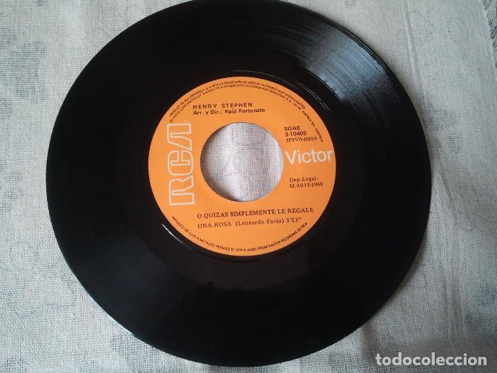 Discos de vinilo: Lote antiguo de discos de vinilo de Lulu, Henry Stephen y Fundador año 1969 - Foto 9 - 207240101
