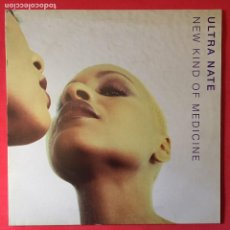 Discos de vinilo: ULTRA NATÉ – NEW KIND OF MEDICINE. Lote 207245706