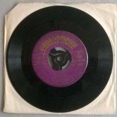 Discos de vinilo: BONNIE LOU. TRAIN WHISTLE BLUES/ TENNESSEE MAMBO. PARLOPHONE, UK 1954 SINGLE. Lote 207247108