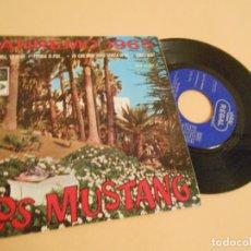 Discos de vinilo: SAN REMO 1965. EP. LOS MUSTANG. Lote 207248128