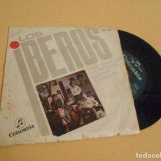 Discos de vinilo: SINGLE LOS IBEROS 1968. Lote 207248567