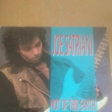 Discos de vinilo: JOE SATRIANI NOT OF THIS EARTH LP. Lote 207263478