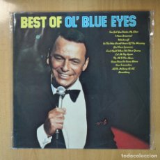 Discos de vinilo: FRANK SINATRA - BEST OF OL BLUE EYES - LP. Lote 207264731