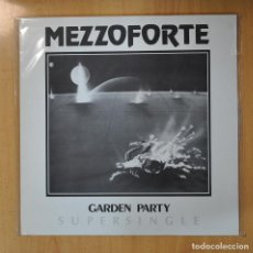 Discos de vinilo: MEZZOFORTE - GARDEN PARTY / FUNK SUITE - MAXI. Lote 207264760