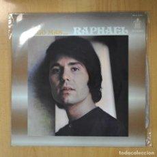 Discos de vinilo: RAPHAEL - ALGO MAS... - LP. Lote 207264860