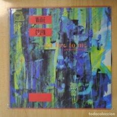 Discos de vinilo: WILLIE COLON - SET FIRE TO ME - MAXI. Lote 207264940