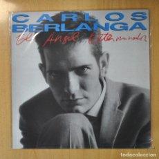 Discos de vinilo: CARLOS BERLANGA - EL ANGEL EXTERMINADOR - LP. Lote 207264957