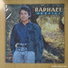 Discos de vinilo: RAPHAEL - ANDALUZ - LP. Lote 207265362