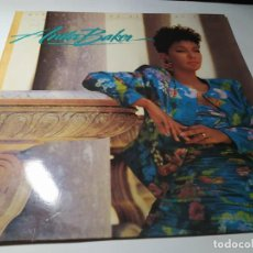 Discos de vinilo: LP- ANITA BAKER ?– GIVING YOU THE BEST THAT I GOT - 9608271 ( VG+ / VG+) SPAIN 1988. Lote 207267891