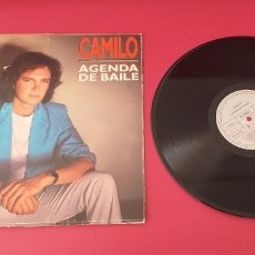 Discos de vinilo: LP VINILO CAMILO SESTO. AGENDA DE BAILE. Lote 207268325