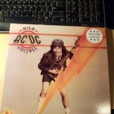 Discos de vinilo: AC/DC – HIGH VOLTAGE -LP PICTURE WITH COVER-. Lote 243872565