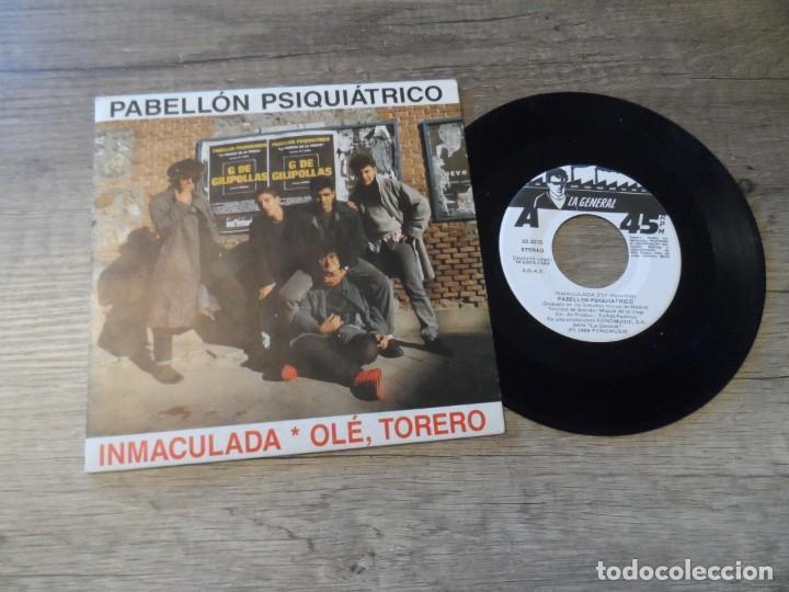 PABELLON PSIQUIATRICO INMACULADA (Música - Discos - Singles Vinilo - Cantautores Españoles)