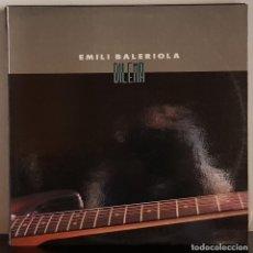 Discos de vinilo: EMILI BALERIOLA - DILEMA. Lote 207272691