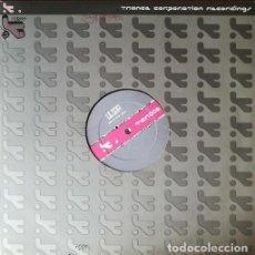 Discos de vinilo: ULTRA SPIN – METRO / THE DAWN - MAXI SINGLE 12 PULGADAS TRANCE. Lote 207276137