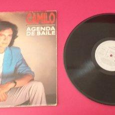 Discos de vinilo: LP VINILO CAMILO SESTO. AGENDA DE BAILE. Lote 207287572