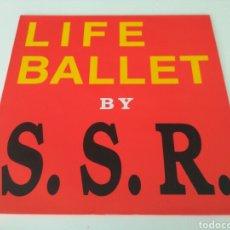 Discos de vinilo: S.S.R. - LIFE BALLET. Lote 207291941