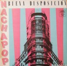 Discos de vinil: DISCO NACHA POP. Lote 207297413
