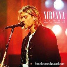 Discos de vinilo: NIRVANA – LIVE AT THE PIER 48 SEATTLE 1993 -LP-. Lote 207301257