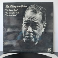 Discos de vinilo: DUKE ELLINGTON. THE ELLIGTON SUITES. PABLO RECORDS. JAZZ BIG BANG. SPAIN.. Lote 207301543
