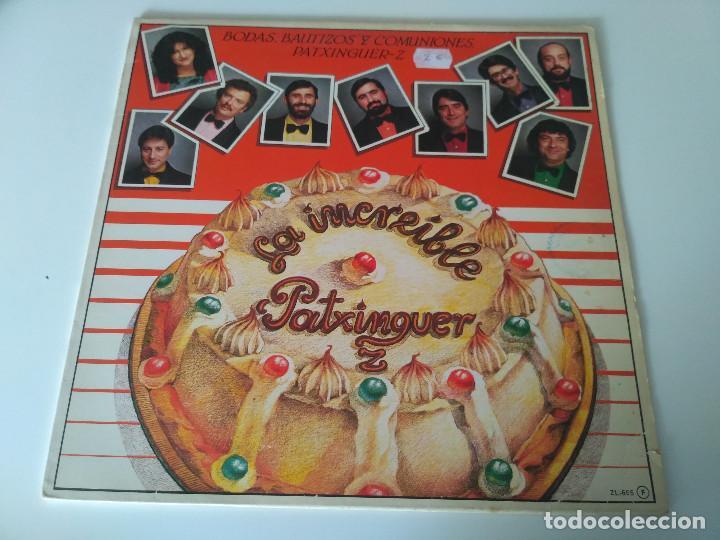 PATXINGUER Z – BODAS, BAUTIZOS Y COMUNIONES (Música - Discos de Vinilo - Maxi Singles - Country y Folk)