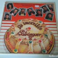Discos de vinilo: PATXINGUER Z – BODAS, BAUTIZOS Y COMUNIONES. Lote 207303258