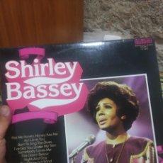 Discos de vinilo: LP SHIRLEY BASSEY INGLÉS VG++. Lote 207304150