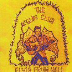 Discos de vinilo: THE GUN CLUB – ELVIS FROM HELL -LP-. Lote 278817078