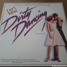 """Dischi in vinile: DISCO DE VINILO (LP) DIRTY DANCING """"B.S.O"""". Lote 207311471"""