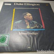 Discos de vinilo: LP- DUKE ELLINGTON ?– MOOD INDIGO - LSP 980626-1 ( VG+ / VG+ ) SPAIN 1988 ( CASI NM). Lote 207312741