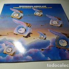 Dischi in vinile: LP- JEFFERSON AIRPLANE – THIRTY SECONDS OVER WINTERLAND - NL 80147( VG+ / VG+ ) EURO AÑOS 80. Lote 207313116
