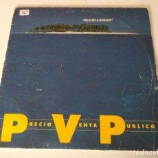 Discos de vinilo: PRECIO VENTA PUBLICO – ¡BAJA DE LA HAMACA!. Lote 207318307