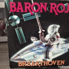 Discos de vinilo: BARON ROJO- BREAKTHOVEN - PROMOCIONAL 1985. Lote 207321763