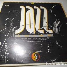 Discos de vinil: LP- VARIOUS – JAZZ JUICE 5 - SOUND 8 ( VG+ / VG+ ) UK 1987. Lote 207323018