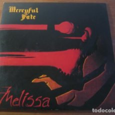 Disques de vinyle: MERCYFUL FATE - MELISSA ******** RARO LP 2007 REEDICIÓN ALEMANA REMASTERIZADA. Lote 207331628