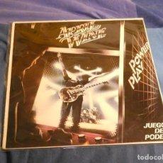 Discos de vinilo: LP APRIL WINE POWER PLAY ESPAÑA 1982 HEAVY METAL. Lote 207332466