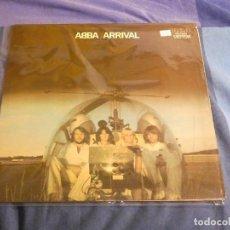 Discos de vinilo: LP ABBA ARRIVAL PEQUEÑAS SEÑALES DE USO, AUN TOLERABLE. Lote 207334107