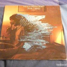 Discos de vinilo: LP ROCK PROGRESIVO ALAN PARSONS PROJECT PYRAMID MUY CORRECTO. Lote 207334765