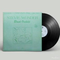 Discos de vinilo: STEVIE WONDER – BLACK ORCHILD / RACE BABBLING. Lote 207336508